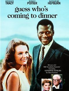 Amazon.com: Guess Who's Coming To Dinner: Spencer Tracy, Sidney Poitier, Katharine Hepburn, Katharine Houghton: Movies & TV
