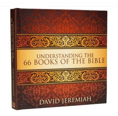 Understanding the 66 Books of the Bible by David Jeremiah - an overview of all books --> http://www.pinterest.com/pin/241153755021790580/
