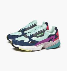 8edafe5bd013c6 caliroots.com W Falcon adidas Originals BB9175 468939 Green Sneakers