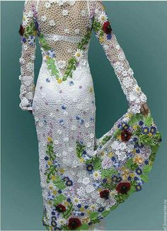 Intricate Crochet