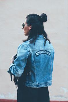 denim // Tinera Denim, My Style, Blog, Jackets, Beautiful, Fashion, Down Jackets, Moda, Fashion Styles