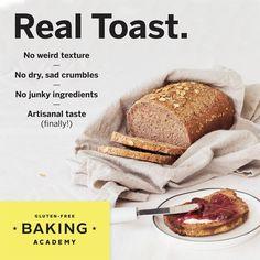 Gluten Free Baking Academy