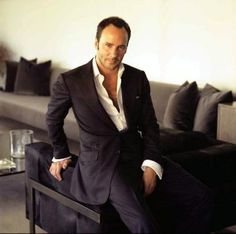 tom ford   have a dream of being his bff call me Tom lets collaborate......Jared Viar The Design Guy!