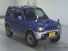 2001 SUZUKI JIMNY FIS_WLTD JB23W - http://jdmvip.com/jdmcars/2001_SUZUKI_JIMNY_FIS_WLTD_JB23W-5IXPrZRI6K6CXw-3096