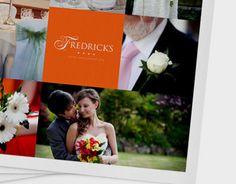 """Vedi questo progetto @Behance: """"Fredricks Wedding Brochure"""" https://www.behance.net/gallery/17237381/Fredricks-Wedding-Brochure"""