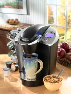 Follow BluebonnetBaker on Pinterest and check out the blog for a chance to win a great Keurig giveaway
