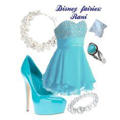 Rani from Disney fairies