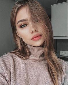 Rosy Lips - Makeup Looks 💄 Natural Everyday Makeup, Best Natural Makeup, Natural Beauty, Everyday Makeup Tutorials, Everyday Makeup Routine, Beauty Makeup, Eye Makeup, Hair Beauty, Drugstore Makeup
