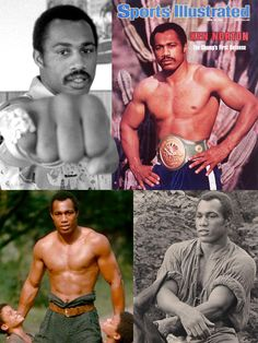 Ken Norton (Aug. 9, 1943 — Sept. 18, 2013) was an American former heavyweight boxer & former WBC world Heavyweight Champion. He was best known for his 12-round victory over Muhammad Ali, when he famously broke Ali's jaw, on March 31, 1973, becoming only the second man to defeat a peak Ali as a professional. He appeared in 20 motion pictures, worked as a TV & radio sports commentator, and appeared in popular TV series until a near-fatal car accident in 1986.