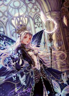 Nữ Vương Đêm Ảo