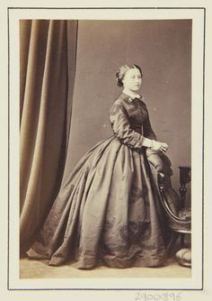 Princess Louise, 1864 [in Portraits of Royal Children Vol.7 1863-1864] | Royal Collection Trust