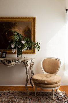 Dione Cartsten side table: Remodelista
