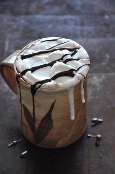 Vegan Mexican Hot Chocolate!