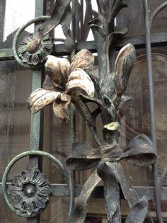 Forged Gate (кованые ворота)