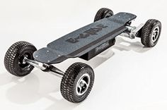 4 - GT Powerboard - Black Anodized Aluminum Off Road Electric Skateboard Electric Scooter For Kids, Electric Skateboard, Snowboard, Skateboards For Sale, Surf, Aluminum Decking, Off Road, Go Kart, 3d Printing