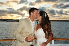 San Diego Yacht Weddings aboard California Princess