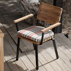 Barlow Tyrie Titan Rustic Stacking Armchair