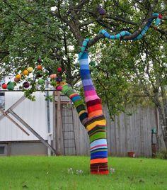 Árvores - A arte é uma forma