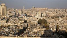 """""""Bitva o Aleppo"""" - zvukový záznam veřejné debaty Aleppo City, Knights Templar, Old City, Paris Skyline, Cool Photos, Urban, World, Travel, Rock"""