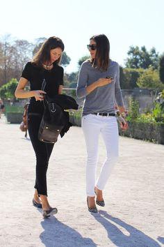 French Vogue Emmanuelle Alt Style
