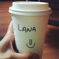 Smile me. Coffee lover!