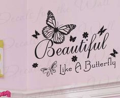 Wall Decal Quote Sticker Vinyl Graphic Sisters are like Superheroes Girls B27