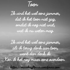Bezoek de post voor meer. Miss You Daddy, My Daddy, Meaningful Quotes, Inspirational Quotes, Missing Someone, Dutch Quotes, Karma, Philosophy, Poems