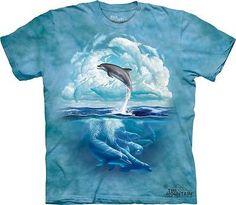 Dolphin Sky T-Shirt
