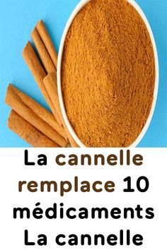 La cannelle remplace 10 médicaments Herbal Remedies, Natural Remedies, Nutrition, Sweet Potato, Make It Simple, Detox, Herbalism, Health Fitness, Treats