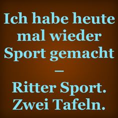 Bester Sport :p