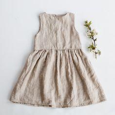 Bild von Girl's Kleid - ärmellos