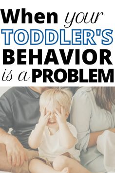 "Have you been ignoring your toddler's behavior because you think ""he/she will grow out of it""? Well, it can only get worse. Here is a list of behaviors you need to start correcting and how to make a behavior plan that works best for your family."