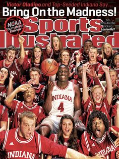 The tournament may be over, but we can still look back with pride on a great season of Hoosiers basketball! #MarchMadness #IUBB