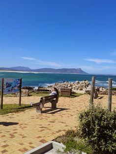 Accommodation close to Kleinmond Beaches (South Africa) at Perazim B&B Provinces Of South Africa, Holiday Accommodation, Atlantic Ocean, Mountain Range, Live, Good Times, Beaches, Coastal, Lifestyle