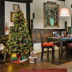 Świąteczne przepisy... na wystrój! Christmas Tree, Holiday Decor, Home Decor, Teal Christmas Tree, Decoration Home, Room Decor, Xmas Trees, Christmas Trees, Home Interior Design