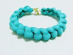 DIY Shoe Laces Bracelet