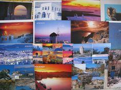 15 Postcards of Greece4. $15.00