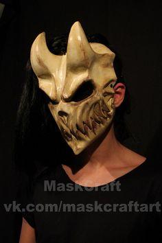 ¡Máscara de demonio por sacrificio a prevalecer (COLOR BEIGE)! Halloween Cosplay, Halloween Masks, Character Art, Character Design, Arte Obscura, Evil Clowns, Cool Masks, Arte Horror, Masks Art