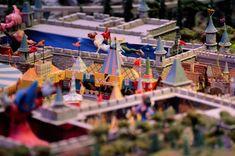 Walt Disney Family Museum: Disneyland Model [PART1] - Imagineering Disney -