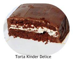 a.c: Torta Kinder Delice