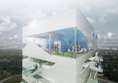Gallery - Student Housing Proposal / CEBRA - 11