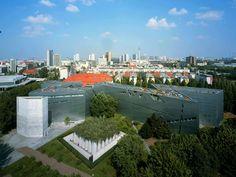The Jewish Museum in Berlin by Daniel Libeskind