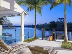 Amazing Home: Waterfront Modern Villa For Perfect Summer, Noosa Heads, Australia Coast Australia, Small Places, Sunshine Coast, East Coast, Villa, The Incredibles, Patio, Sands, Beach