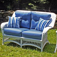 Found it at Wayfair - Princeton Loveseat with Cushion