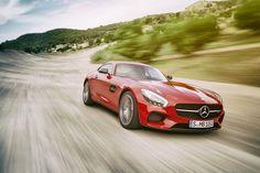SLS AMG 继任者,奔驰全新高性能跑车 AMG GT 发布 | 理想生活实验室
