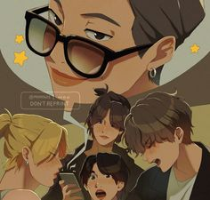 Bts Drawings, Couple Drawings, Namjin, Taekook, Body Reference Drawing, Bts Aesthetic Pictures, Bts Chibi, Bts Video, Bts Fans