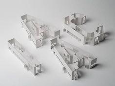 Lettrage IAAC (Lettrage) par Lo Siento Studio, Barcelone