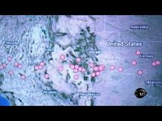 The Mystery of the '37th Parallel Line'   World Truth.TV