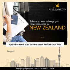 We advise on the likelihood of success for your application, RGV helps people prepare a winning file, and strategically advise you and your family on the best path forward for your long-term goals.  Be ready to take on new challenges and gain new experiences in New Zealand! Apply for your work visa with RGV:  To know more: +919873113624 #rajnigargvisa #visaguide #newzealandvisa #workabroad #workvisa New Zealand Work Visa, Work In New Zealand, Work Abroad, Study Abroad, My Dream Came True, Career Opportunities, Core Values, Ielts, Helping People