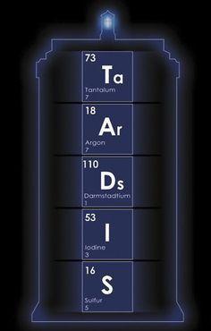 The Chemical TARDIS